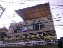 Kitchenette - Aluguel - Rio Várzea, Itaboraí - RJ