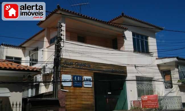 Sobrado - Aluguel:  Centro , Rio Bonito - RJ