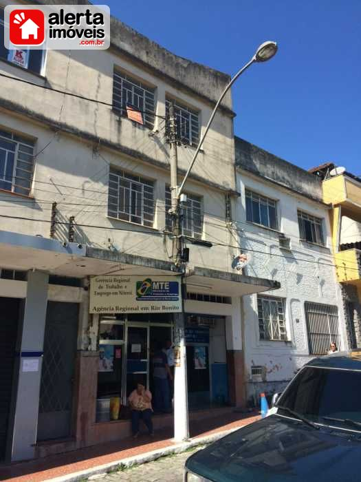 Sobrado - Aluguel:  Centro, Rio Bonito - RJ